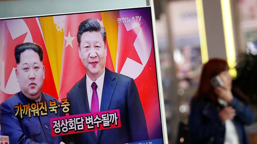 Seúl espera que la visita de Kim Jong-un a China ayude a desnuclearizar la península coreana