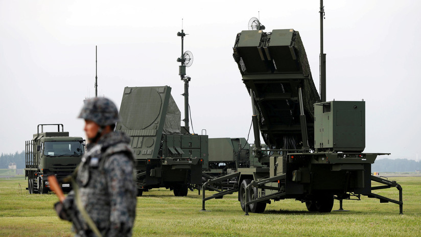 Resultado de imagen para europa + defensas antiaéreas integradas
