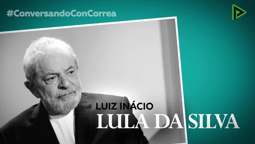 "Lula da Silva a Correa: ""La élite de América Latina no quiere democracia"""