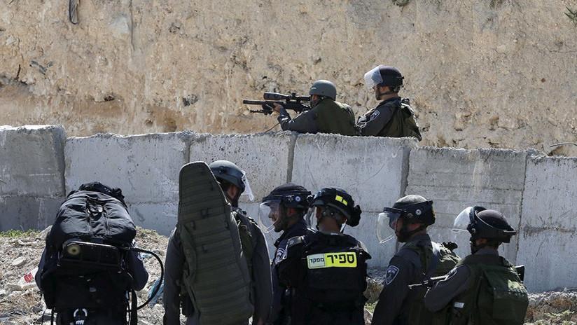 Más de cien francotiradores israelíes podrán utilizar fuego real durante las protestas en Gaza