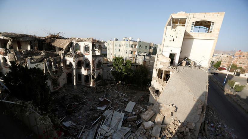 """EE.UU.: """"Reabastecer de combustible a bombarderos saudíes en Yemen disminuiría las bajas civiles"""""""