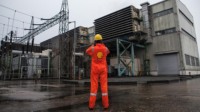 Shell implica a un exejecutivo en un escándalo de corrupción en Nigeria