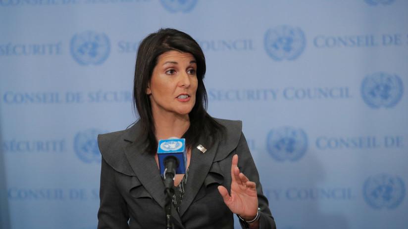 EE.UU. anuncia la reducción de sus contribuciones al programa de paz de la ONU