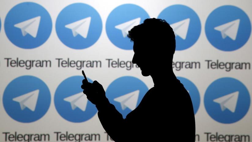Telegram se cae en Rusia, Europa y Oriente Medio