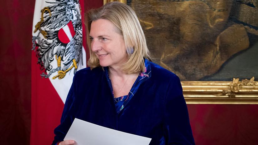 Londres insistió a Austria para que actuara contra Moscú tras negarse a expulsar diplomáticos rusos
