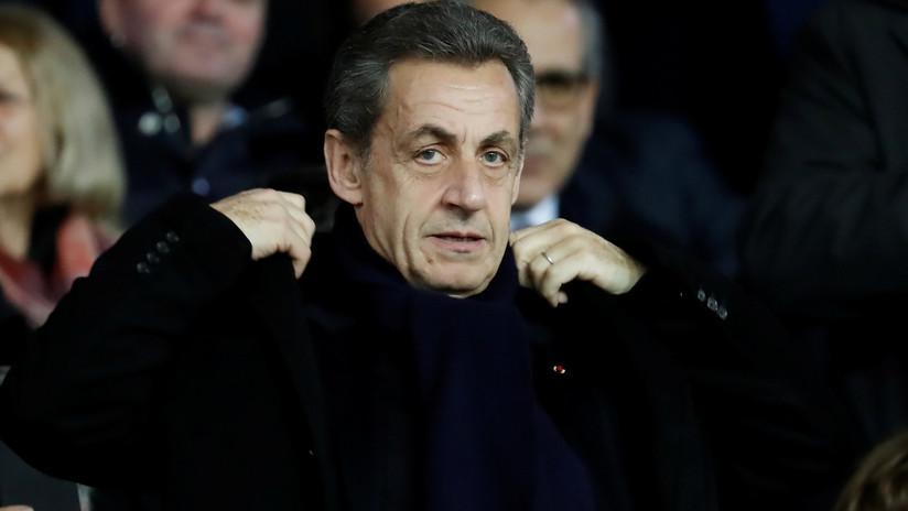 """El expresidente francés Nicolas Sarkozy será juzgado por """"corrupción"""" y """"tráfico de influencias"""""""