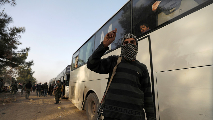 Rusia: El Ejército sirio controla el 90% del territorio de Guta Oriental