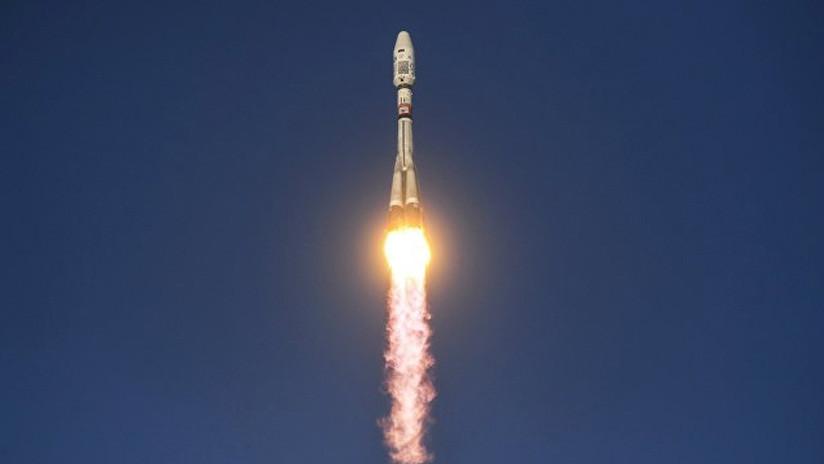 El Ministerio de Defensa ruso pone en órbita un satélite militar