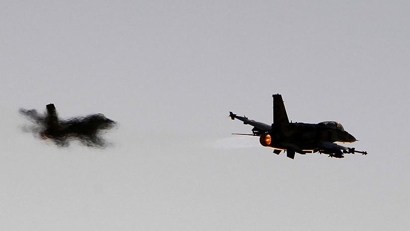 """Rusia desmiente que aviones israelíes """"engañaron"""" sus radares en Siria"""