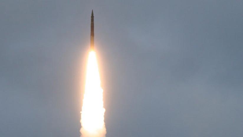 VIDEO: Rusia realiza una nueva prueba exitosa de su misil balístico intercontinental Sarmat