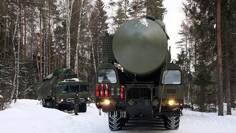 VIDEO: Rusia prueba nuevo armamento durante unos simulacros con misiles a gran escala