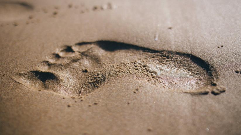 Descubren decenas de huellas humanas de hace 13.000 años en las costas de Canadá