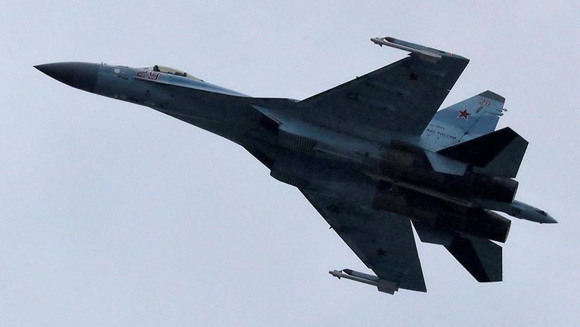 Rusia reporta seis intercepciones de aviones espía en una sola semana