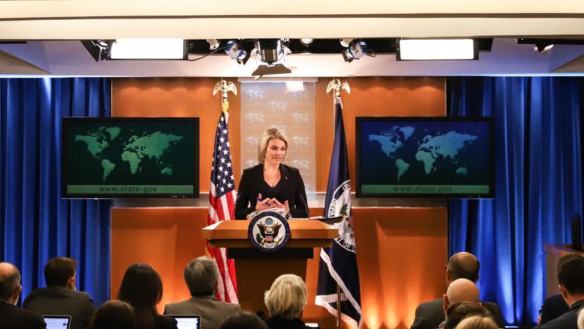 """EE.UU. tacha de """"injustificada"""" la expulsión de sus diplomáticos de Rusia y amenaza con más medidas"""