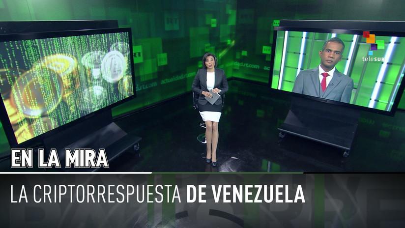 La criptorrespuesta de Venezuela