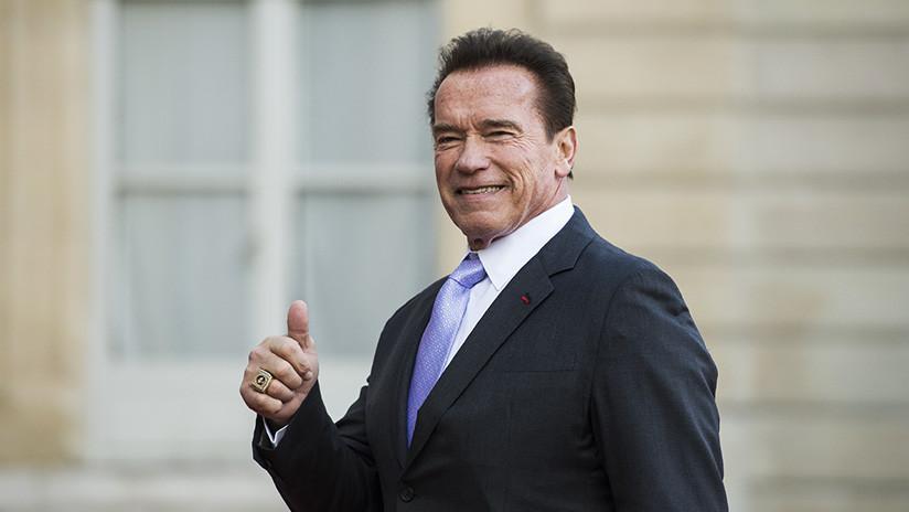 """""""I'm back"""": Arnold Schwarzenegger se recupera tras una cirugía a corazón abierto"""