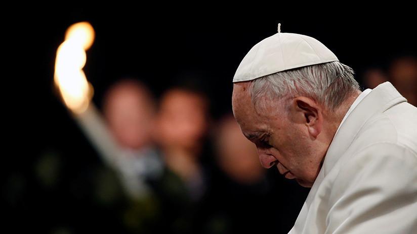 """Papa Francisco: """"Vergüenza por los eclesiásticos que se dejan engañar por ambición y vanagloria"""""""