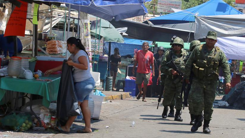 Tiroteo en Vía Crucis del balneario de Acapulco deja dos muertos y provoca pánico en la población