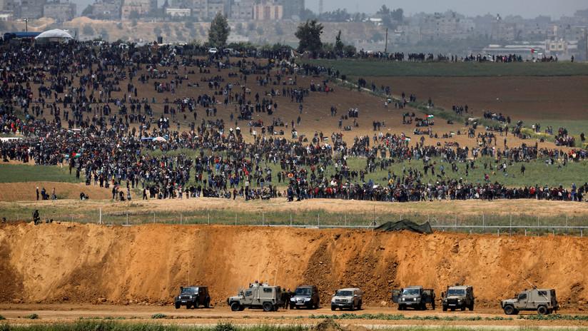 Netanyahu elogia al Ejército israelí tras mortales enfrentamientos fronterizos con Gaza