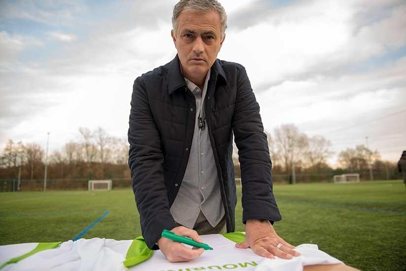 Mourinho será comentarista durante el Mundial de Rusia