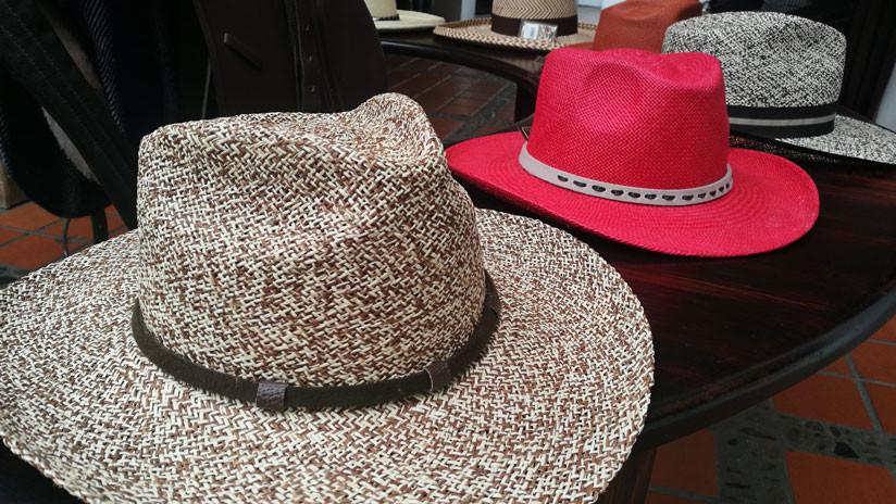 El verdadero origen de los tradicionales sombreros  Panama Hat ... b7419e595e7