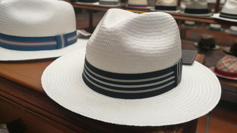 El verdadero origen de los tradicionales sombreros  Panama Hat  - RT b5cdc4c04aa