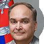 Anatoli Antónov, embajador de Rusia en EE.UU.