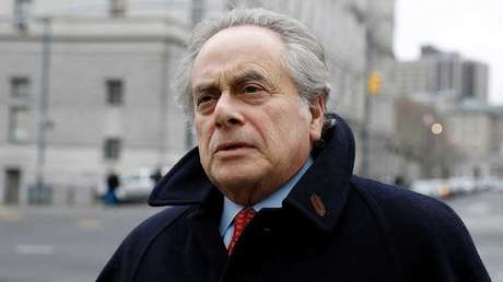 Benjamin Brafman, abogado de Harvey Weinstein.
