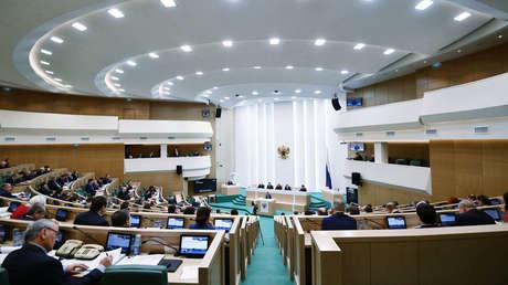 El Consejo de la Cámara del Consejo de la Federación Rusa.