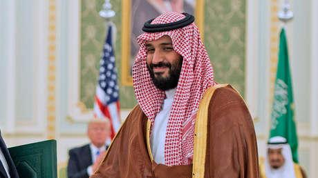 El príncipe heredero de Arabia Saudita, Mohamed Ben Salmán.