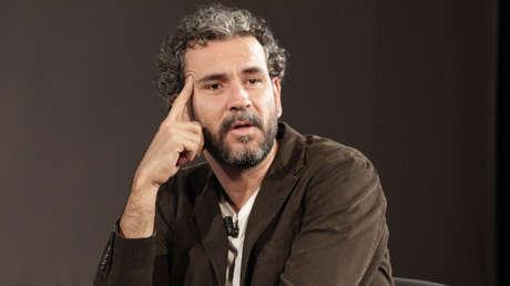 El actor español Willy Toledo, 2007.