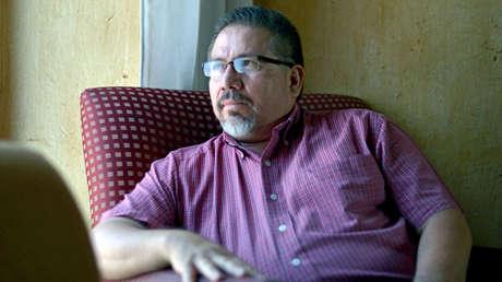 Javier Valdez Cárdenas, periodista y escritor mexicano asesinado en mayo de 2017.