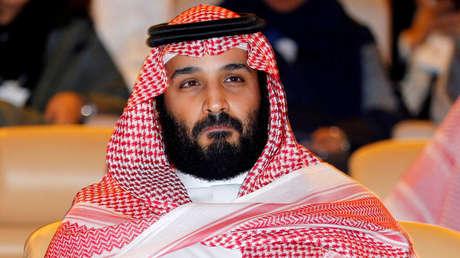 El príncipe heredero de Arabia Saudita, Mohamed ben Salmán, en Riad (Arabia Saudita), el 24 de octubre de 2017.