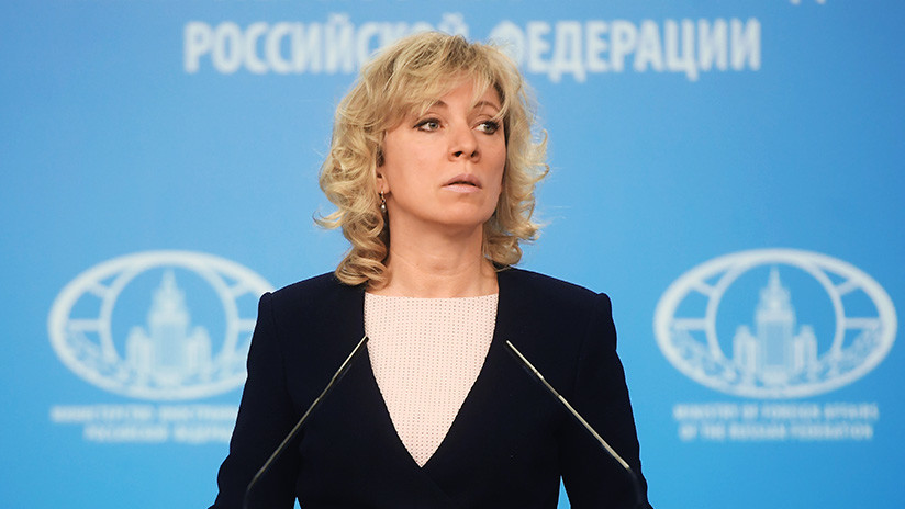 """Zajárova señala que el """"sueño dorado"""" de Occidente es boicotear """"este Mundial de fútbol de Rusia"""""""