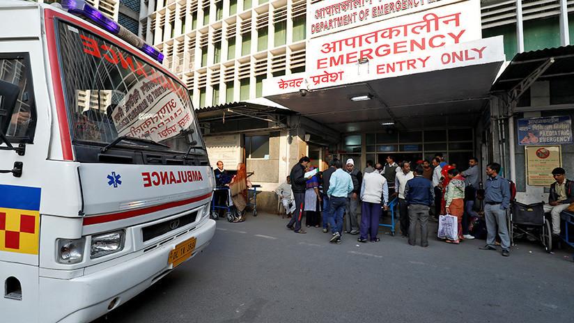 Al menos 10 muertos y más de 50 personas atrapadas tras el colapso de un hotel en la India
