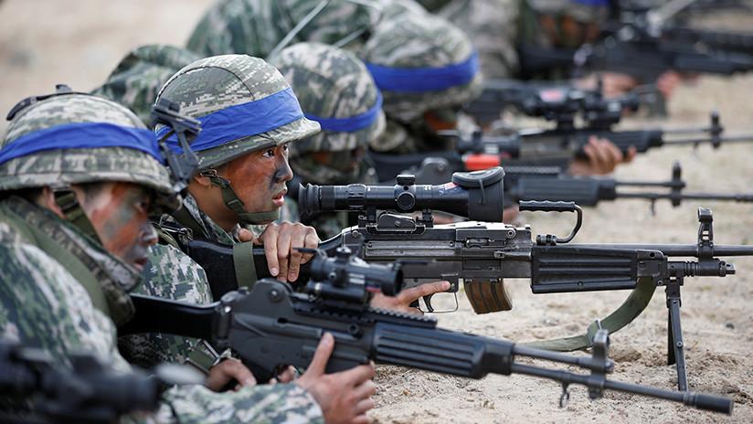 Corea del Sur y EEUU reanudan ejercicios militares conjuntos