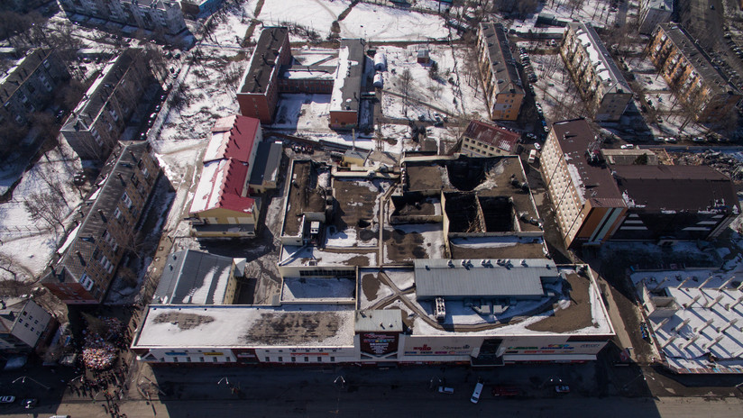 Dimite gobernador de la región del mortal incendio — Rusia