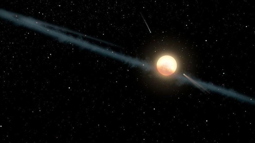 """""""Tenemos noticias importantes"""": La misteriosa estrella 'Tabby' presenta raros cambios de luminosidad"""
