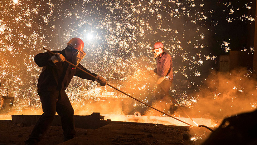 """China espera que EE.UU. cancele """"lo antes posible"""" los aranceles sobre productos de acero y aluminio"""