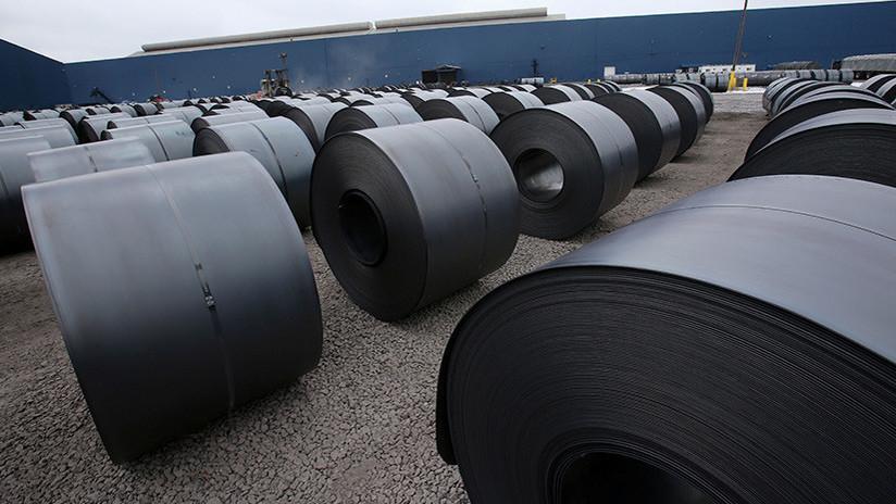 Rusia prepara una respuesta contra EE.UU. por la imposición de aranceles al acero y al aluminio