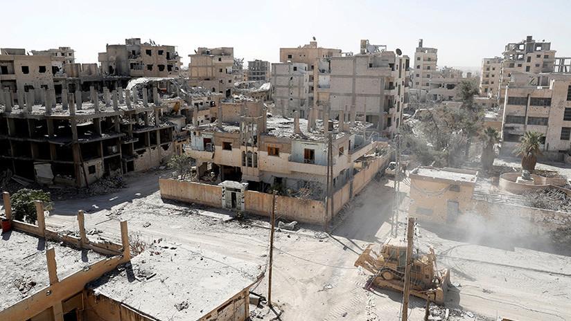 'La Ira del Éufrates': La milicia popular de Raqa ataca una base de EE.UU. en el norte de Siria