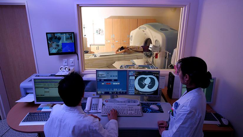 Todo por sobrevivir: Hallan órganos ocultos dentro de un cáncer de pulmón