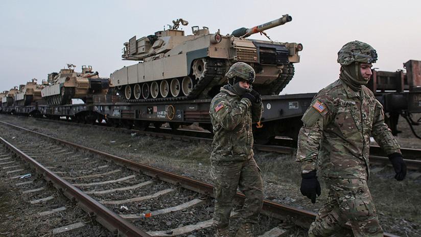 Detienen a siete soldados de EE.UU. en Rumania por pelea a las puertas de un club nocturno