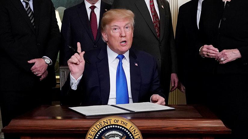 ¿Guerra en curso?: Trump difundirá esta semana lista de aranceles contra el sector tecnológico chino