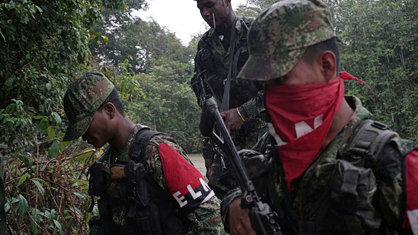 El Ejército colombiano mata a dos cabecillas del ELN en medio de los diálogos de paz