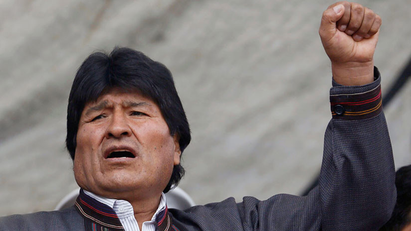 VIDEO: Evo Morales pide que se investiguen casos de corrupción de Odebrecht en Bolivia