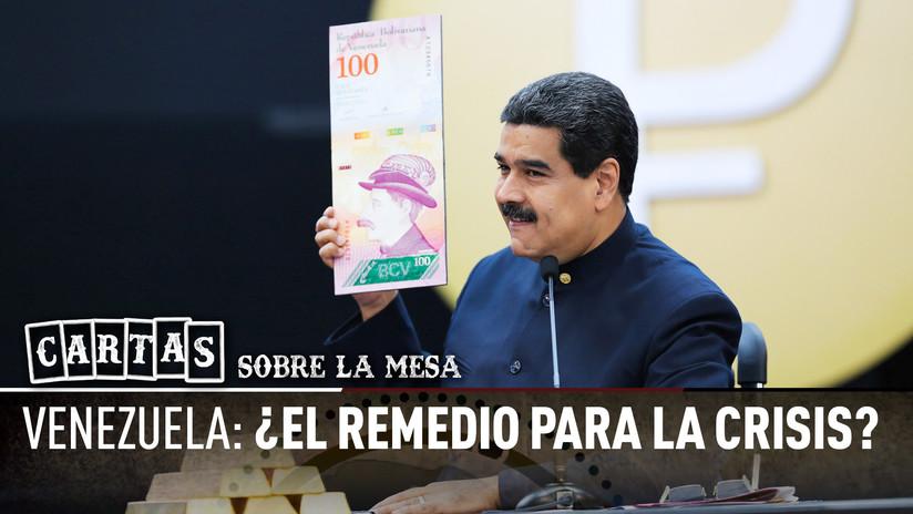 Venezuela: ¿El remedio para la crisis?