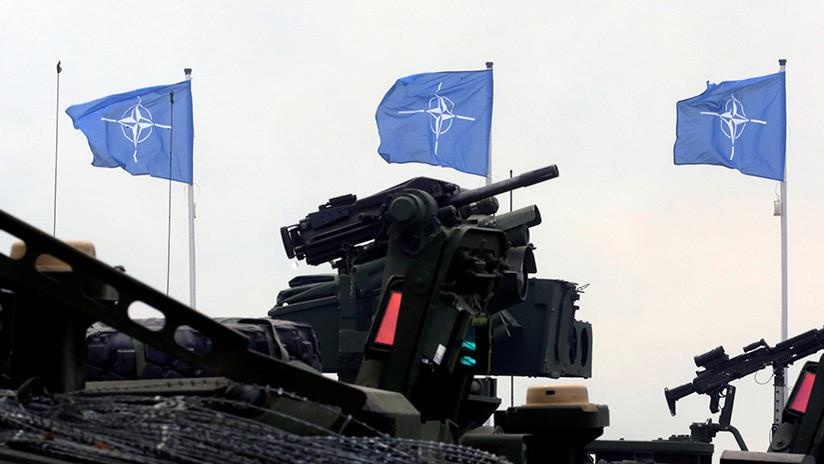 """""""La OTAN cruzó la línea roja al seguir expandiéndose hacia las fronteras de Rusia"""""""