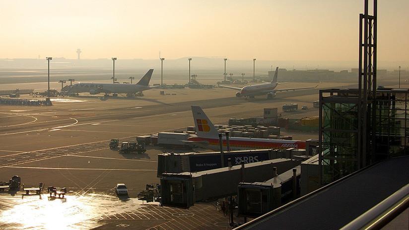 Un fallo técnico retrasa la mitad de los vuelos de Europa