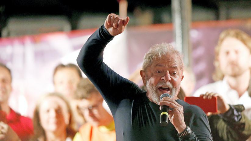 Un general brasileño amenaza con un golpe de Estado si Lula no va preso